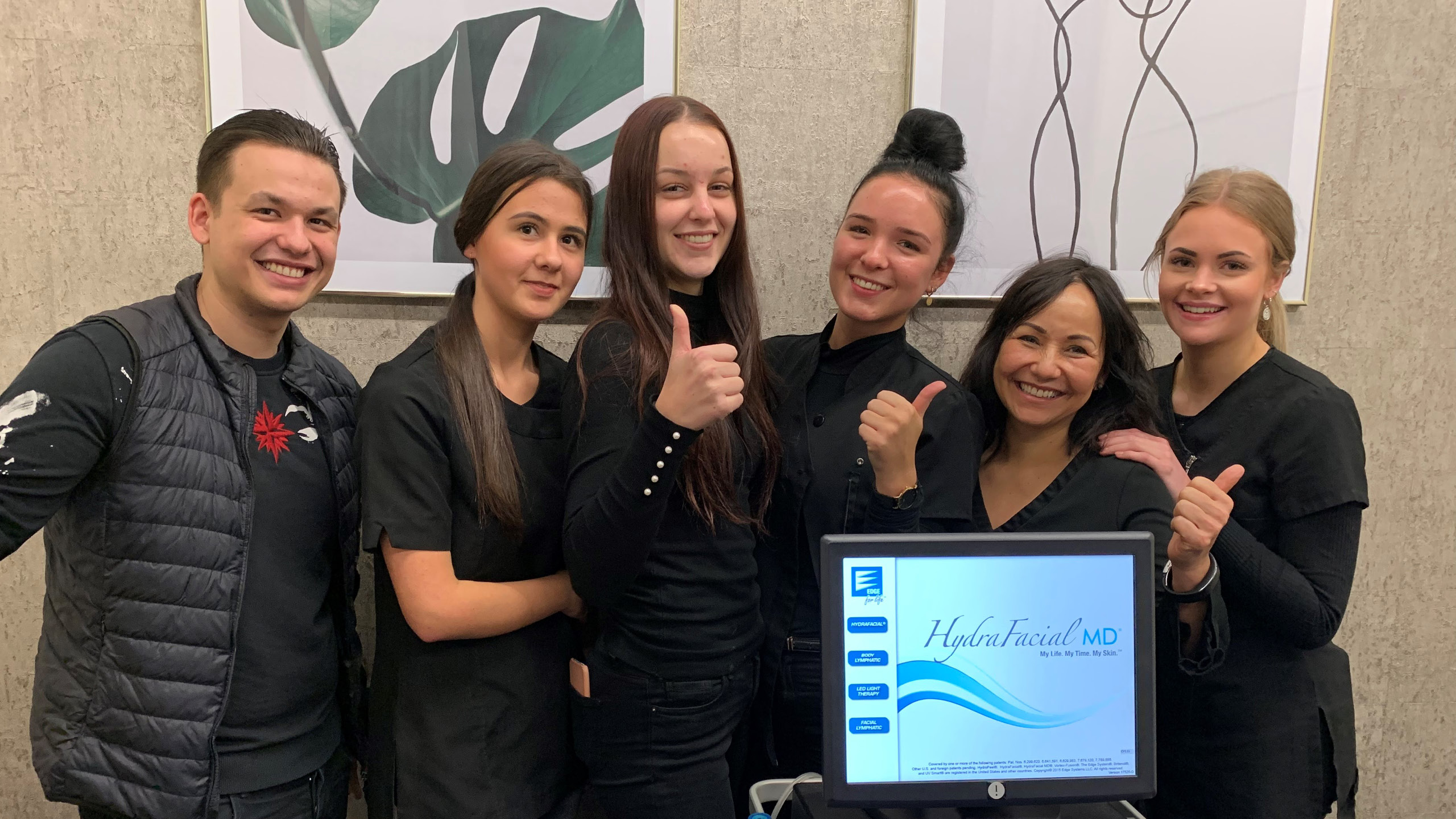 Welkom in de HydraFacial familie, Body Design Group uit Maastricht!